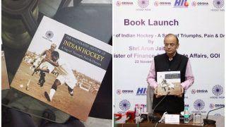 भारतीय हॉकी के इतिहास से रूबरू कराएगी अरुण जेटली की किताब 'The Illustrated History of Indian Hockey'
