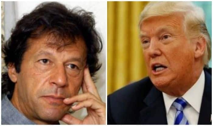 पाकिस्तान ने कहा- अमेरिकी राष्ट्रपति ट्रंप इमरान खान से मिलना चाहते हैं