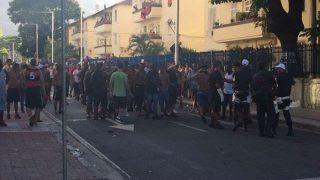 Man Shot Dead in Brazil Football Violence