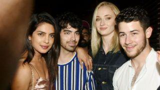 Priyanka Chopra, Nick Jonas Welcome Joe Jonas, Sophie Turner With Pre-Wedding Dinner, Alia Bhatt and Parineeti Chopra Join, See Pictures