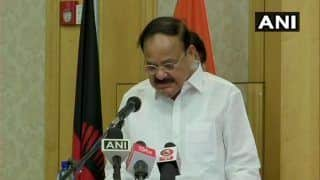 Vice President Venkaiah Naidu in Malawi: 'India For Humanity' to celebrate Mahatma Gandhi's Values of Humanism