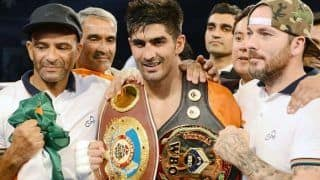 Vijender Singh's Next Professional Fight in Dubai on November 22, Opponent to be Announced Later