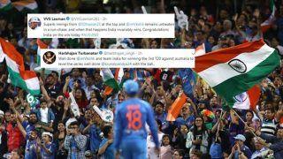 India vs Australia 2018, 3rd T20I at SCG: From VVS Laxman to Mark Waugh, Harsha Bhogle to Harbhajan Singh; Twitter World Praises Virat Kohli-Led Team India After Series Levelling Win