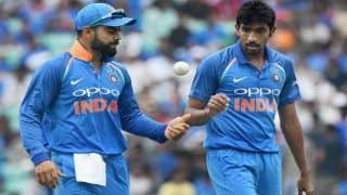 ICC ODI Rankings: Team India Rises to Second Spot; Virat Kohli, Jasprit Bumrah Maintain Top Positions in Batsmen And Bowlers Charts Respectively