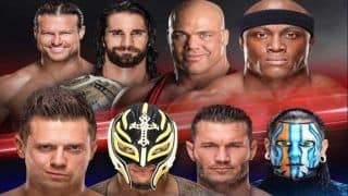 WWE Crown Jewels 2018, Saudi Arabia: Preview, Match Cards, Predictions and Results
