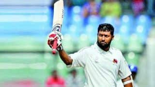 Human Life Priority, Sports Has to Take a Step Back: Wasim Jaffer Amid COVID19