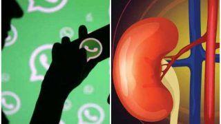 वाट्सएप पर विज्ञापन देख 1.6 करोड़ रुपए में किडनी बेचने चला ये शख्स