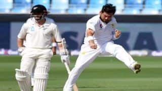 Pakistan vs New Zealand, 2nd Test: Yasir Shah Bowls Triple-Wicket Maiden Against New Zealand, Scalps Tom Latham, Ross Taylor And Henry Nicholls in  Single Over Before Lunch | WATCH VIDEO