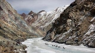 Why The Frozen River Trek in Ladakh is The Most Magnificent Ever