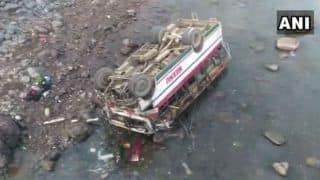 Uttar Pradesh: Two Killed, 10 Injured as Jeep Collides With Tractor Trolley