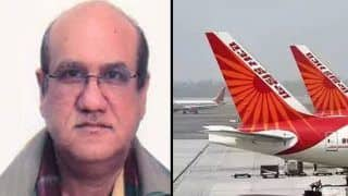 Air India Operations Director Arvind Kathpalia Who Failed Pre-flight Breathe Analyser Test Removed From His Post