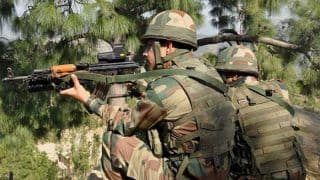 Jammu And Kashmir: Encounter Between Terrorists, Security Forces Underway in Budgam's Chattergam