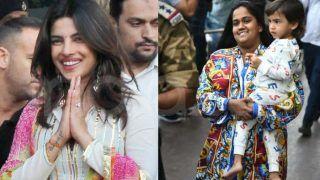 Priyanka Chopra-Nick Jonas Wedding: Arpita Khan Sharma Reaches Jodhpur With Son Ahil, See Pics