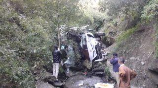 Himachal Pradesh: 21 Injured After Tourist Bus Falls Into Gorge