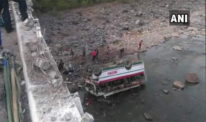 Nepal: 16 Dead, 11 Injured in Bus Accident in Dang