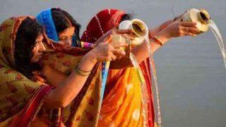 Chhath Puja 2019:  डूबते सूर्य को अर्घ्य देने का महत्व, जानें सूर्यास्त का समय...