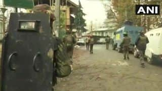 Jammu-Kashmir: Exchange of Fire Between Forces, Militants in Ganderbal District; no Loss of Life Reported Yet