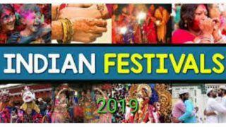 Festivals List: यहां पढ़िए दिसंबर महीने में पड़ने वाले सभी त्यौहारों की पूरी लिस्ट