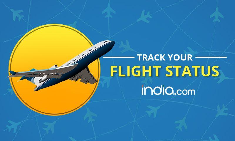Live Flight status, current flight status, Flight tracker
