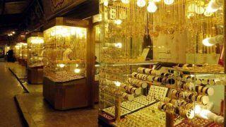 गाजियाबाद में 38 करोड़ रुपये का 109 किलो सोना बरामद, चार गिरफ्तार