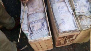 Delhi: Apple Truck Carrying Heroin Worth Rs 250 Crore Seized in Azadpur Mandi