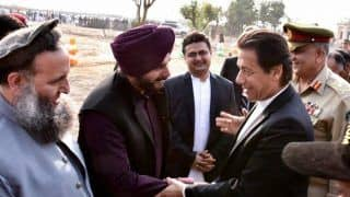 Acting on Navjot Singh Sidhu's Request, Pakistan Agrees to Not Erect Structures Near Kartarpur Sahib Gurudwara