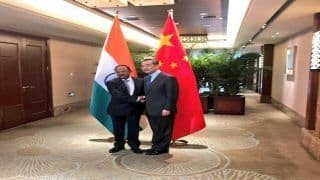 India, China Pledge to Resolve Border Dispute at Earliest