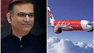मंत्री जयंत सिन्हा के परिवार ने की थी साउथ इंडियन खाने की बुकिंग, एयरलाइन ने बदलाव करने से किया इंकार