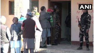 जम्मू-कश्मीर पंचायत चुनाव: कड़ी सुरक्षा-व्यवस्था के बीच पहले चरण का मतदान शुरू