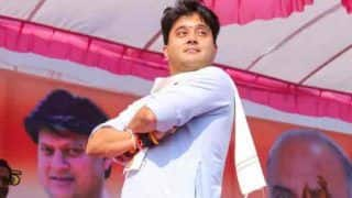 Congress Fields Jyotiraditya Scindia And Manish Tewari From Guna, Punjab Seats Respectively