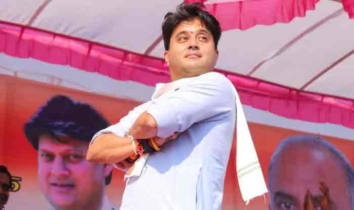 Congress Fields JyotiradityaScindiaAndManish Tewari From Guna, Punjab Seats Respectively