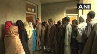 Jammu And Kashmir Urban Local Body Elections: Voting For Fourth Phase Ends