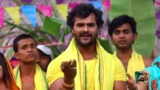 Bhojpuri Superstar Khesari Lal Yadav's Chhath Song Ara Chapra Ke Ghat Nik Lagela Goes Viral on YouTube, Crosses 2.6 Million Views- Watch