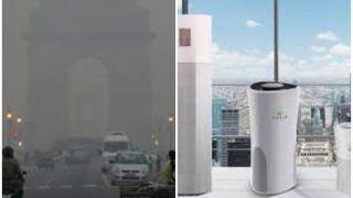 वायु प्रदूषण से टक्कर लेगा स्मॉग टावर, आबो-हवा को स्वच्छ करेगा 'सिटी क्लीनर'