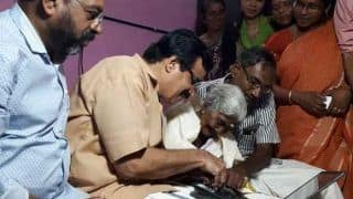 96-year-old Woman, Who Scored 98 Out of 100 in Literacy Exam, Gets Her 'Diwali Gift' From Kerala Govt
