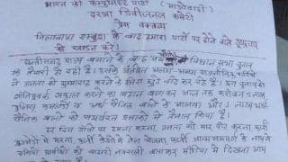 Chhattisgarh: Naxals Release Statement, Say Didn't Aim to Kill DD Cameraman in Dantewada Ambush; Police Rubbish Claim, Insist it was Targeted Attack at Media