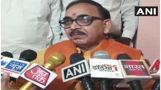 यूपी बीजेपी अध्यक्ष ने कहा- मोदी के नेतृत्व वाले NDA के सामने नहीं टिक पाएगा विपक्ष का गठबंधन