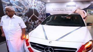 88 साल के किसान ने पैसे जोड़ खरीदी 33 लाख की मर्सिडीज कार, पूरा किया बचपन का सपना...
