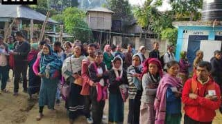 Mizoram Assembly Election 2018 Results: Counting of Votes Today; Cong Likely to Lose Foothold in N-E