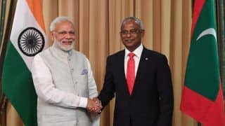 PM Modi, New Maldivian President Solih Vow Renewal of Close Bilateral Ties, Peace in Indian Ocean