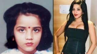 Children's Day: Bhojpuri Hotness And Nazar Fame Monalisa Looks Cute in Childhood Pictures, See Adorable Pics