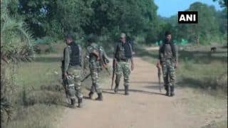 Chhattisgarh: 2 District Reserve Guards, 9 Naxals Killed in Encounter Between Forces And Militants in Sukma's Saklar Village