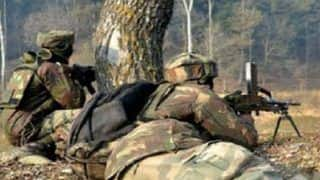 Jammu And Kashmir: Encounter Breaks Out Between Terrorists, Security Forces in Sopore