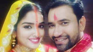 Happy Chhath Puja: Bhojpuri Hot Couple Amrapali Dubey And Dinesh Lal Yadav Aka Nirahua Wish Everyone And Announce Next Film's Title