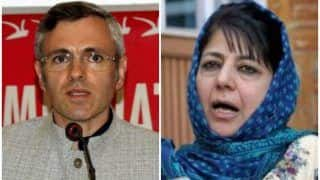 'Must be Set Free,' Omar Abdullah Calls to Release Mehbooba Mufti From Detention