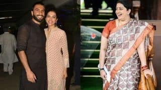Deepika Padukone – Ranveer Singh Wedding: Smriti Irani's Funny Post is About All DeepVeer Fans Waiting For Their Official Pictures