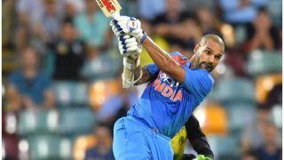 धवन पर बेहतर प्रदर्शन के लिए 'ससुराल' का था दबाव, T20 सीरीज के बाद किया खुलासा