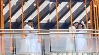 Deepika Padukone - Ranveer Singh Wedding: The Actor Beams With Happiness at His Haldi Ceremony, See Pics