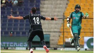 ट्रेंट बोल्ट की 'Hat-Trick' से हारा पाकिस्तान, न्यूजीलैंड ने जीता पहला वनडे