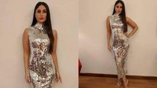 Kareena Kapoor Khan Redefines Hotness in This Sexy Mirror Dress, See Pics